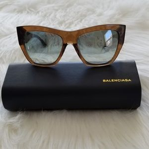 Balenciaga Sunglasses, New